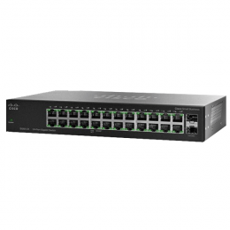Cisco SG95-24 24-Port Gigabit Rackmount Switch