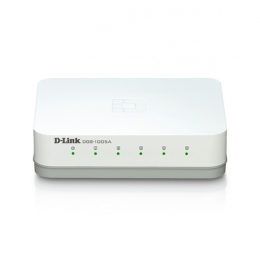 D-Link DGS-1005A 5 Port Gigabit Switch