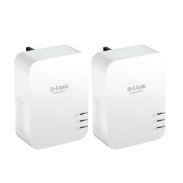 D-Link DHP-600AV PowerLine AV2 600 Gigabit Adapter Kit