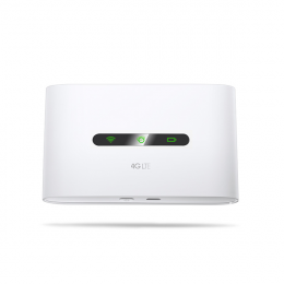 TP-LINK M7300 LTE-Advanced Mobile Wi-Fi