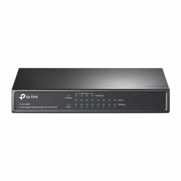 TP-LINK TL-SG1008P 8-Port Gigabit with 4-Port PoE Switch