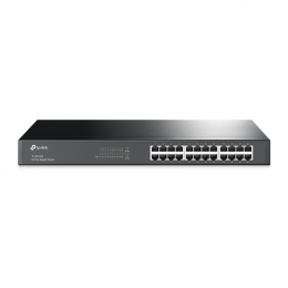 TP-LINK TL-SG1024 24-Port Gigabit Rackmount Switch