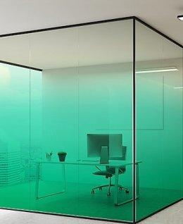 Color Tone Glass