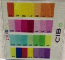 Color Glass / Mirror Color