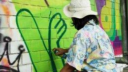 กิจกรรมศิลปะข้างถนน ตอนเรื่องเล่าชาวภาษีเจริญ