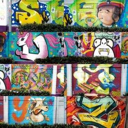 กิจกรรม บางยี่ขัน SCHOOL x GRAFFITI อาสา x HYPE SPRAY