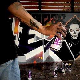 ผลงาน สวยๆ เนียบๆ จากศิลปิน Crude Sprayer
