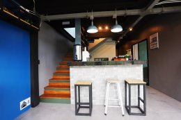 Cafe &  Working Space