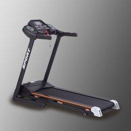 ลู่วิ่งไฟฟ้า ออกกำลังกาย รุ่น Megamax 510    12 โปรแกรม
