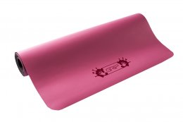 เสื่อโยคะ Grip - Solid Series (Non-Slip) Mat 5mm : Pink