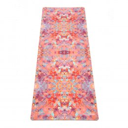 เสื่อโยคะ Yoga Design Lab - Combo Mat 3.5mm : Kaleidoscope