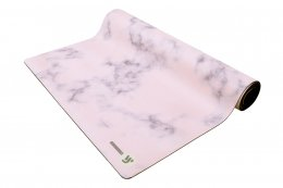 เสื่อโยคะ Yellow Willow - YOGA MAT : BLUSH MARBLE 3mm