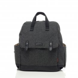 Robyn Convertible Backpack Tweed
