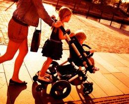 อุปกรณ์เสริมรถเข็น Bumprider สำหรับให้เด็กโตยืน