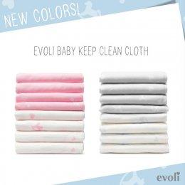 ผ้าเอนกประสงค์ อิโวลี่ เบบี้ คีพคลีนคล็อต Evoli Baby Keep Clean Cloth