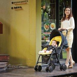 รถเข็นเด็ก GLOWY Strollerรุ่นLeo