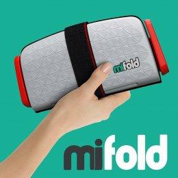 คาร์ซีทพกพาขนาดเล็ก Mifold  Grab-and-Go Booster Seat  สำหรับเด็กอายุ 4-12 ปี