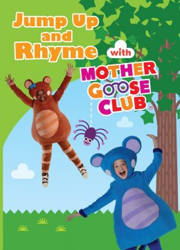 ​DVD รวมเพลง Mothergooseclub/Jump Up And Rhyme