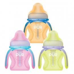 ถ้วยหัดดื่ม Multi Grasp 5 oz/150 ml Pur