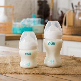 ขวดนมคอกว้าง Pur Advanced Plus Wide Neck