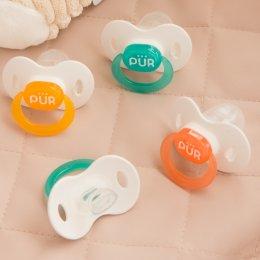จุกหลอกทันตพัฒนา ขนาดกลาง Orthodontic soother - PUR