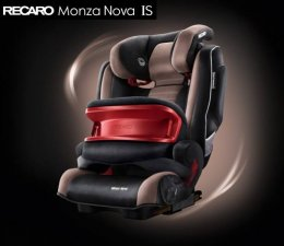 คาร์ซีท RECARO Monza Nova IS **ราคาปกติ 23,500 มีค่าส่งเพิ่ม 350 บาท โดยค่าส่งได้รวมกับราคาข้างล่างแล้ว**