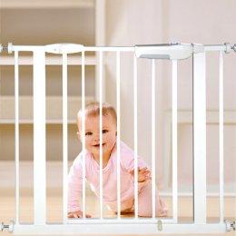 ที่กั้นป้องกันเด็กตกบันได/ กันเด็กเปิดประตูเอง  Saker  (ความกว้าง 75-81CM)