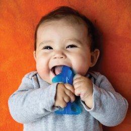 แปรงยางกัดปลาฉลาม Shark Infant Toothbrush - Baby Banana
