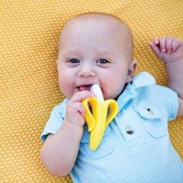 แปรงยางกัดกล้วย Infant Toothbrush - Baby Banana