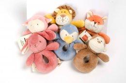 miYim Organic Soft Toy - Rattle