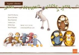miYim Organic Soft Toy - Yogatale