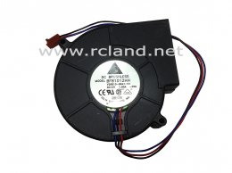 พัดลมสำหรับเตาชีวมวน 12VDC 1.65A 4นิ้ว