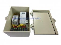Switch Timer control 220VAC 1 สถานี