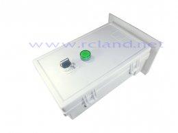 ตู้ควมคุมปั๊ม 2HP 220VAC 1 Phase สำหรับต่อสวิทต์ลูกลอยหรือสวิทต์อย่างอื่น