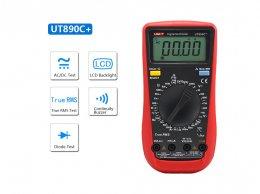 ดิจิตอลมัลติมิเตอร์ UNI-T UT890C+