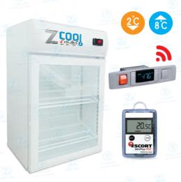 Z-Cool 2-8OC, 1 door (75L) Refrigerator 1 door with Alarm & iMiniPlus PDF
