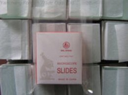 Microscope Slide (Plain Slide)