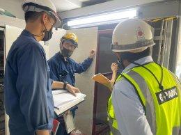 After Sale Service เข้ารับการอบรม การบำรุงรักษา Maintenance Training จาก Supervisor ShinMaywa,Japan