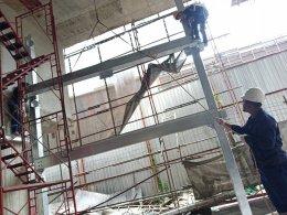 งานติดตั้งที่จอดรถอัติโนมัติ โครงการ Vanissa Building Chidlom
