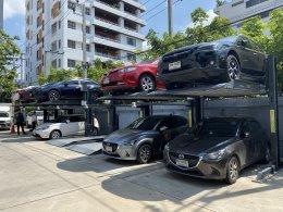 โครงการ จันทน์ สเปซ รุ่น G-08 GSP Stack Parking