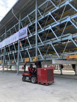 โครงการย้ายอาคารจอดรถด้วยเครื่องจักรกลอัตโนมัติ รพ. พญาไทศรีราชา