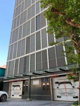 โครงการ Siamese Exclusive Queens ระบบ Tower Parking 136 คัน