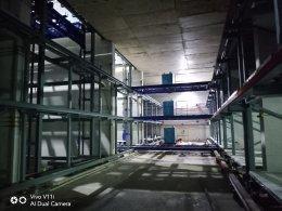 Update ความคืบหน้างานก่อสร้างระบบจอดรถอัตโนมัติ โครงการ XT EKKAMAI ครั้งที่ 2