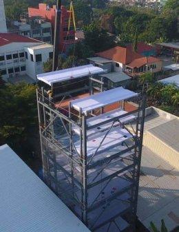 โครงการก่อสร้าง G-PARK & ShinMaywa Tower Project