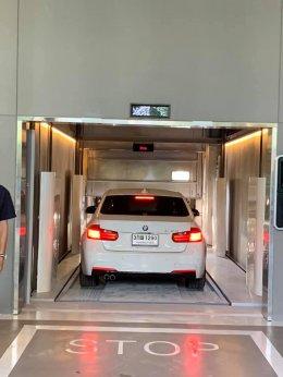 โครงการ Miti Chiva Kaset Station ด้วยระบบ Multifloor Parking จำนวน 66 คัน