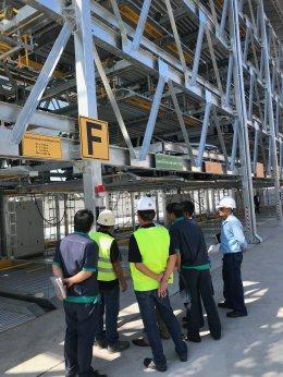 โครงการ โรงพยาบาล พญาไท ศรีราขา เฟส 1,2 พร้อมจอดรถด้วยเครื่องจักรกลอัตโนมัติ จำนวน 300 คัน