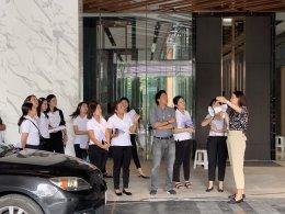 โครงการ The Bangkok Thonglor พร้อมระบบจอดรถด้วยเครื่องจักรกลอัตโนมัติจำนวน 194