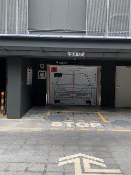 โครงการ Siamese Exclusive Sukhumvit 31 ด้วยระบบ Tower Parking จำนวน 86 คัน