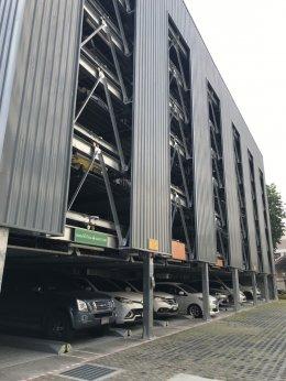โครงการติดตั้ง ระบบที่จอดรถอัตโนมัติ ไทยรัฐ สำนักงานใหญ่  ถนน. วิภาวดี กรุงเทพมหานคร
