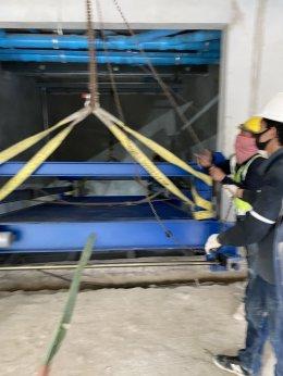 Update ความคืบหน้างานก่อสร้างระบบจอดรถอัตโนมัติ โครงการ La Citta Thonglor 16